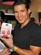 Mario Lopez at Secret Room Events Red Carpet Style Lounge