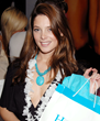 Twilight's Ashley Greene at Secret Room Events Red Carpet Style Lounge