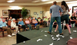 Unicorn Clearance Improv Troupe Brings Laughter to Residents with...
