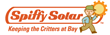Spiffy Solar Announces New Solar Panel Critter Control and Squirrel...