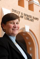 Stetson University Professor of Law Ellen S. Podgor
