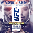 Watch Dillashaw vs. Barao II at Condor Club San Francisco