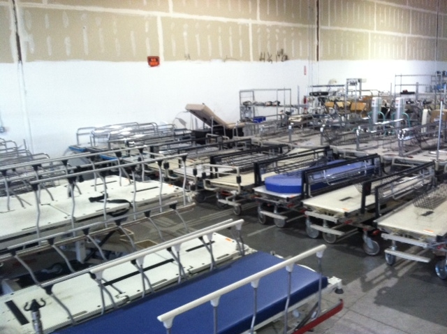 Centurion To Sell Used Medical Equipment In Online And On