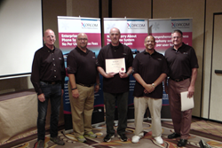 Mike Taylor, VoIP Engineer at VoIP Supply, receives Xorcom Certification