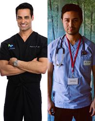 Dr. David Greuner and Dr. David Luu