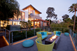 Safdie Rabines Architects home in San Diego