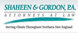 Shaheen & Gordon, P.A. Attorneys Selected for The Best Lawyers in America© 2015