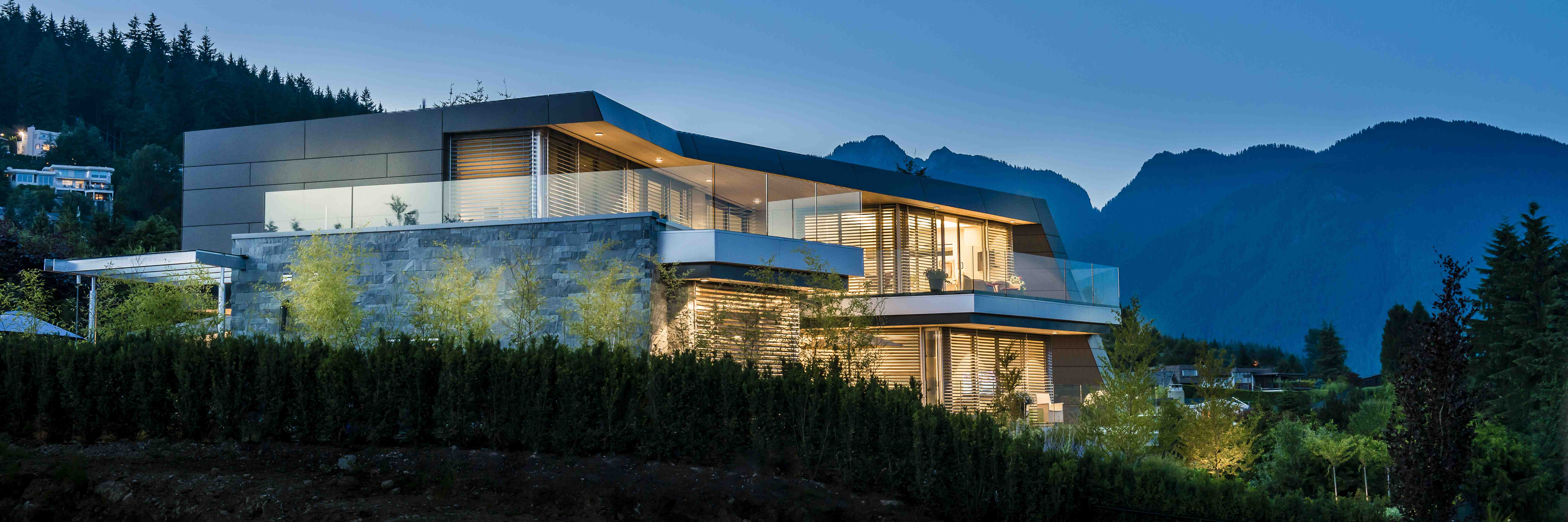 Explore vancouver s best modern home architecture in 2 days for Best house design vancouver