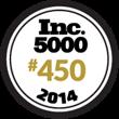 #450 Inc. 500 Award
