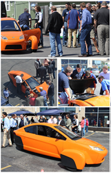 Supplier Partners Drive the Elio, Literally and Figuratively