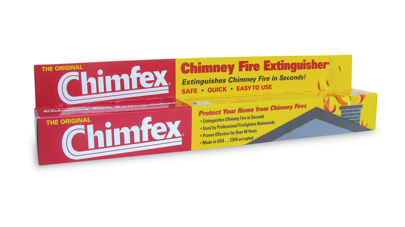 25 000 Chimney Fires Occur Every Year In The United States