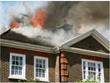 Chimney Fires May Quickly Spread to Roof Causing Extensive Damage