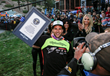 Monster Energy's Cam Zink Sets Guinness World Record for Mountain...