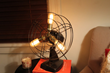 Antique Fan Lighting Fixture