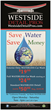 Save Money and Save Water