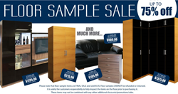 Discounted Furniture Floor Samples