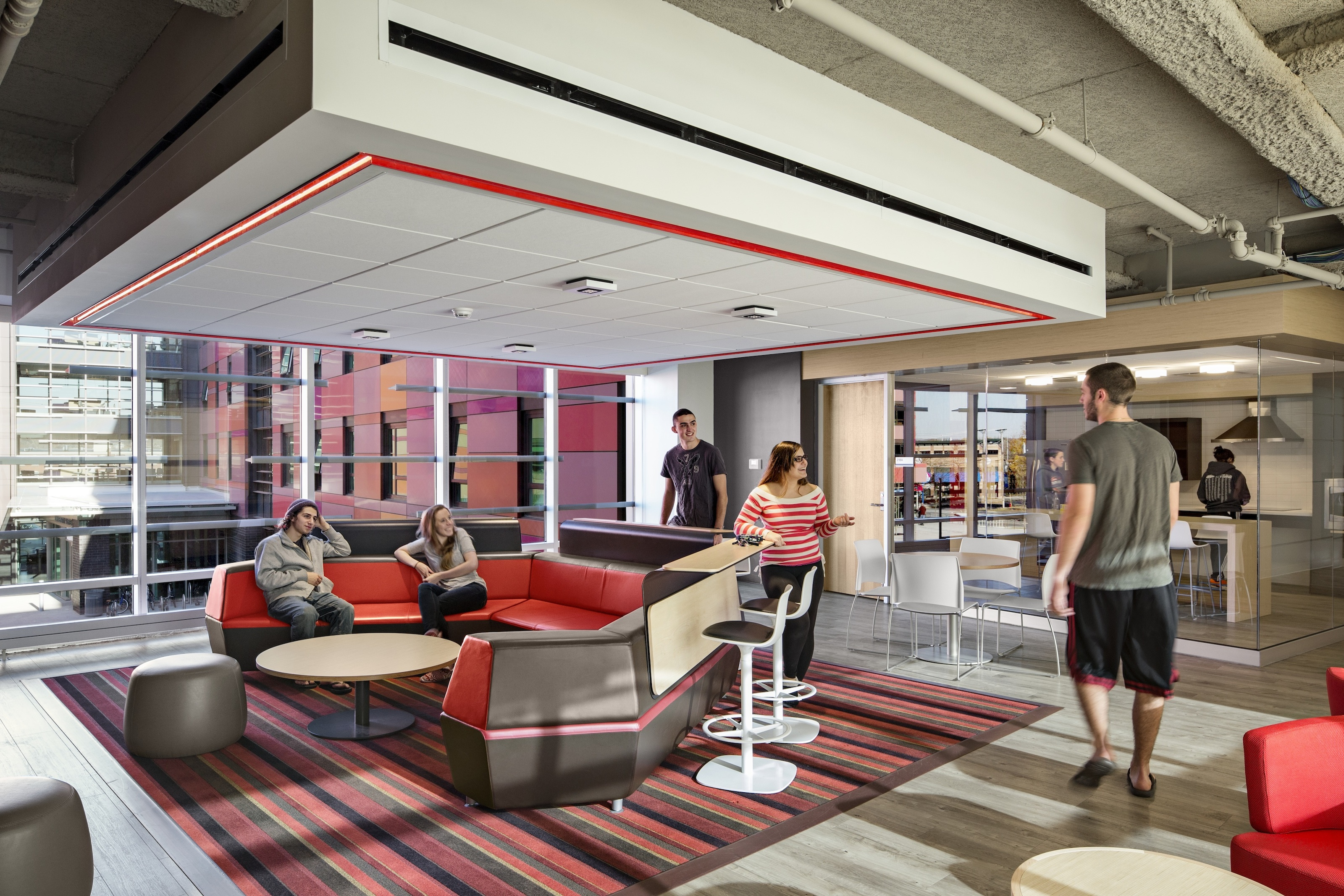 UMass Lowell's New $54 Million University Suites Designed ...