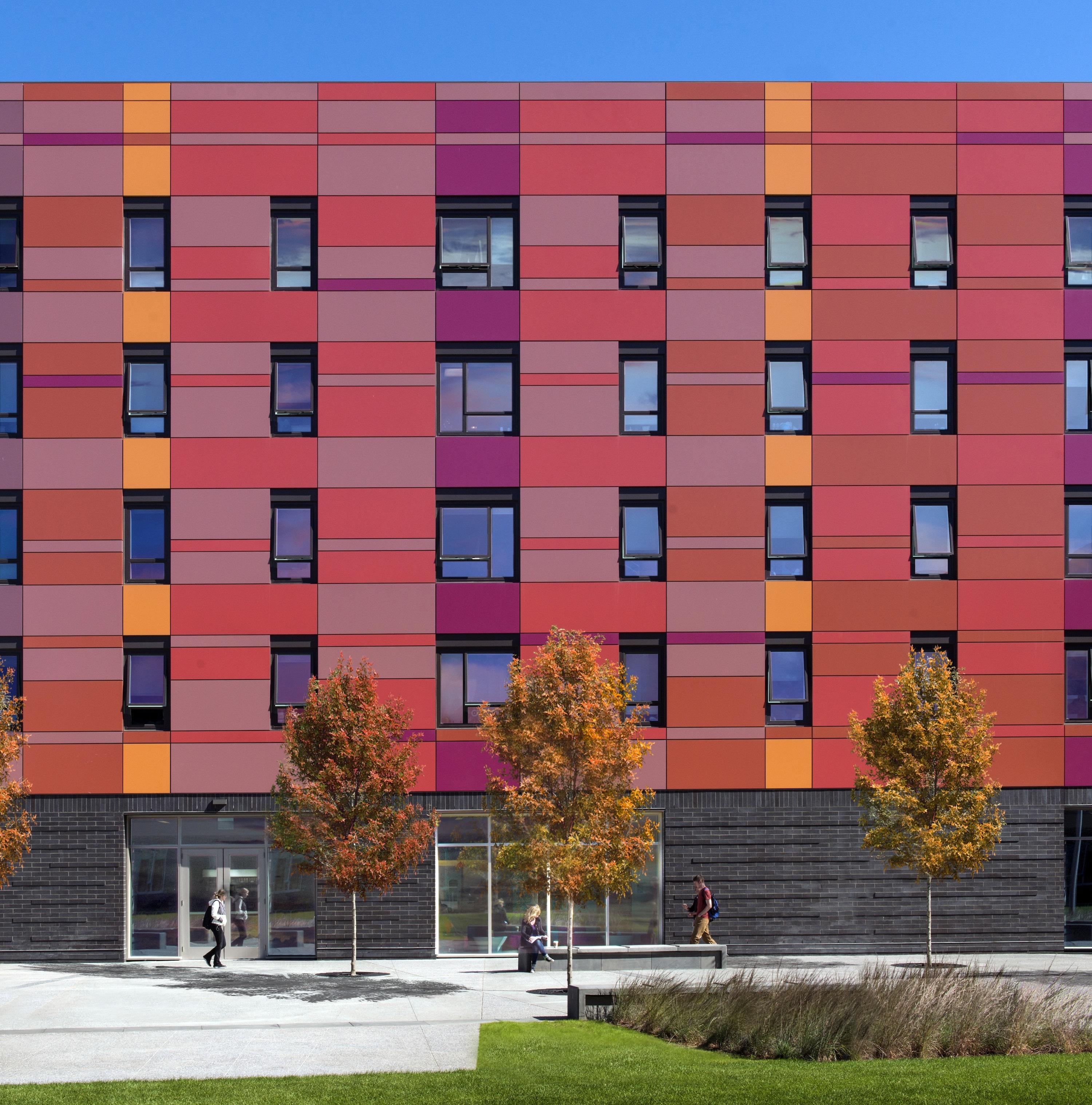 Umass Lowell S New 54 Million University Suites Designed