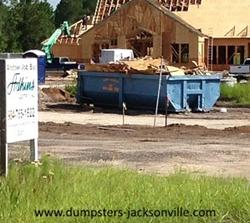 dumpster rentals jacksonville