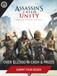 Design By Humans and Ubisoft® Announce Assassin's Creed®...