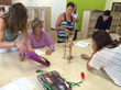 Teachers learn hands-on strategies at the RAFT Symposium