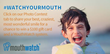 The MouthWatch Summer Selfie Contest Is Wants to See the Best Smile for a Chance to Win #watchyourmouthcontest