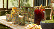 bambeco Confetti Recycled Glassware Collection