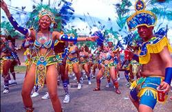 US Ambassador Helps Kick Off Belize's September Celebrations