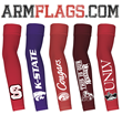 ARMFLAGS.COM Introduces New Arm-Sleeve Spirit-Wear Concept