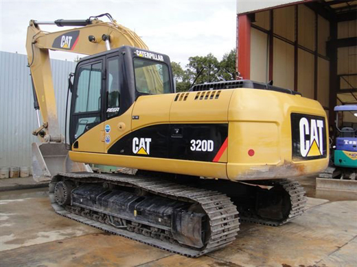 Wholesale Used Cat 320 Excavators For Sale At Delta's Website