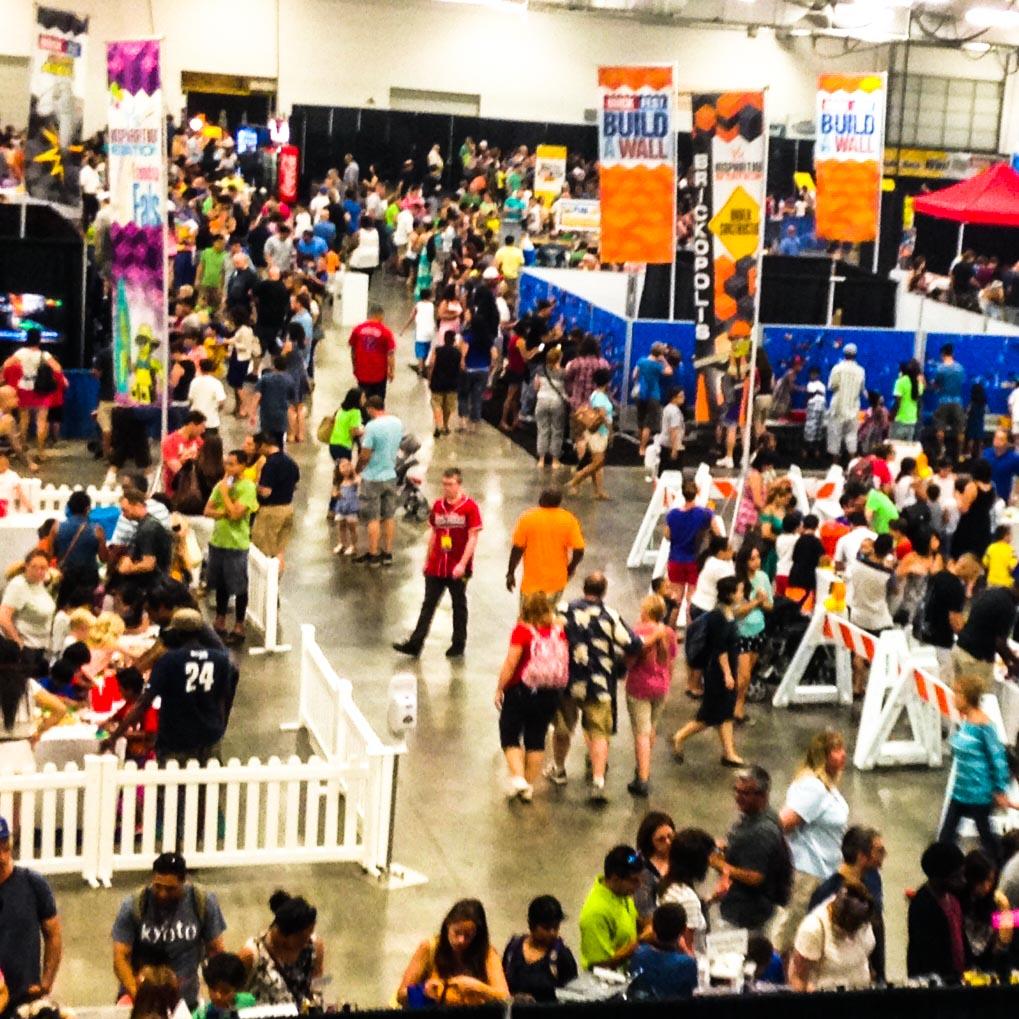 Brick Fest Live Philadelphia 2020
