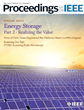 Special Issue of Proceedings of the IEEE Explores What's in Store for Energy Storage