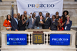 PRO2CEO at the NYSE Closing Bell Ceremony
