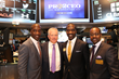 PRO2CEO Managing Partner Keith Carr; NYSE CEO, Duncan Niederauer; PRO2CEO CEO, Kevin Carr; Liquid Soul CEO, Tirrell Whittley