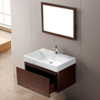 "Agalia 30"" Single Bathroom Vanity VG09018118K From Vigo Industries"