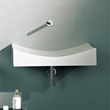 Tsunami 8039 Wall Mounted Bathroom Sink From Scarabeo