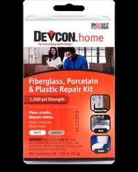 FIBERGLASS, PORCELAIN & PLASTIC REPAIR KIT