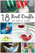 DIY Boats Have Been Released on Kids Activities Blog