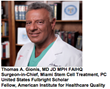 Adult Stem Cell Public Lecture – New York – Manhattan Regenerative Medicine Medical Group