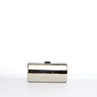 Jill Milan 450 Sutter Clutch in silver (Photo: Jill Milan)
