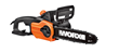 WORX 10 in., 8A Electric Pole Saw detached from extension pole.