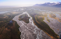 The Copper River Delta.