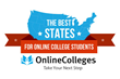 Study: Texas is the Best State for Online College Students and Vermont...