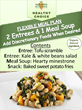 Nirvana Kitchen sample Healthy Choice meal plan