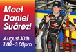 Uncle Bob's to Hold Racing Event and Host Driver Daniel Suárez