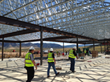 QHR Client Pioneers Medical Center Celebrates Topping Out