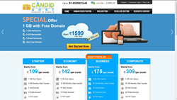 Candid Web Hosting Solutions