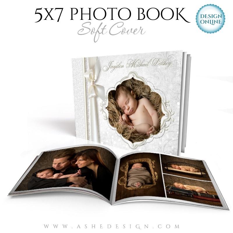5x7 book template