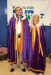 Minnesota 4-H and Gold'n Plump Scholarship Winners
