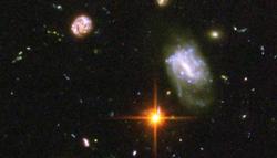galactic snapshot